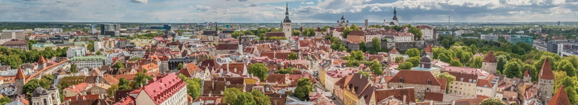 Kitesurfing in Estonia