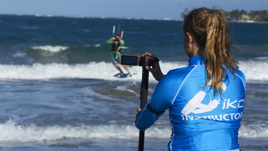How to Take Good Kiteboarding Videos and Pictures