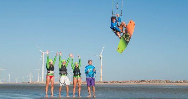 15 anniversary kiteboarding