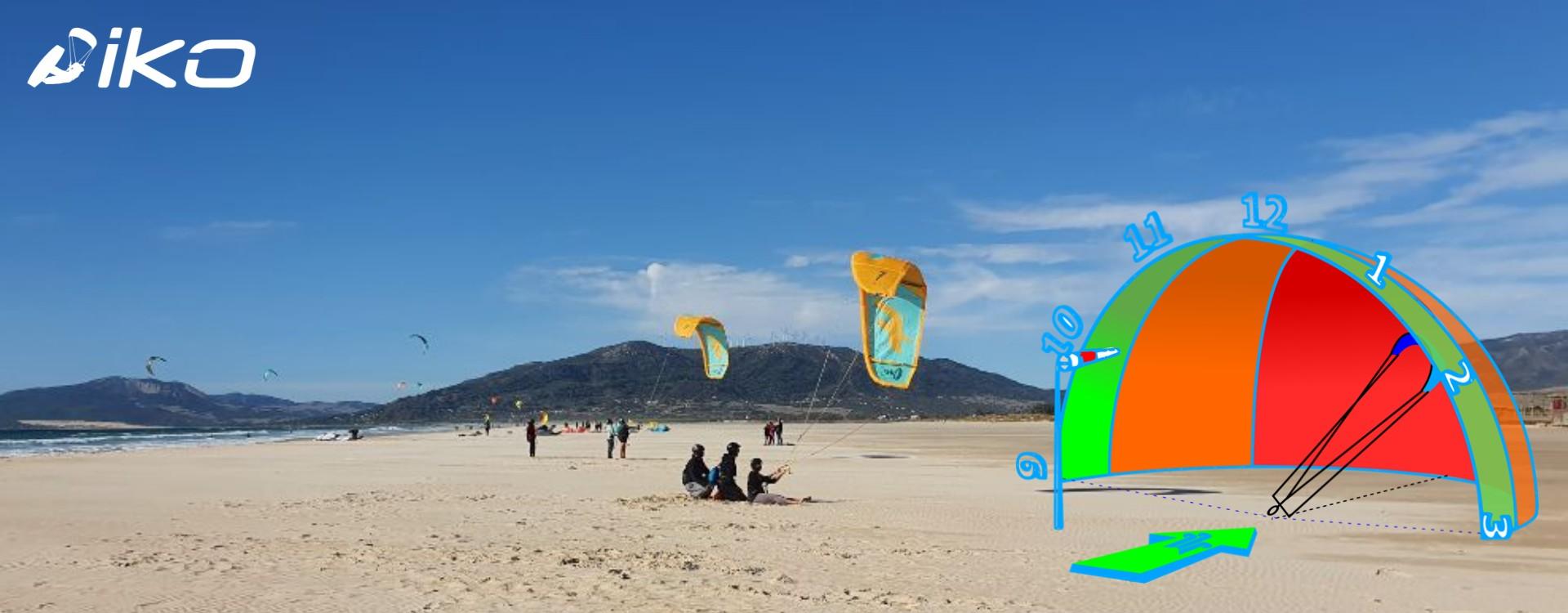 kite clock kitesurfing