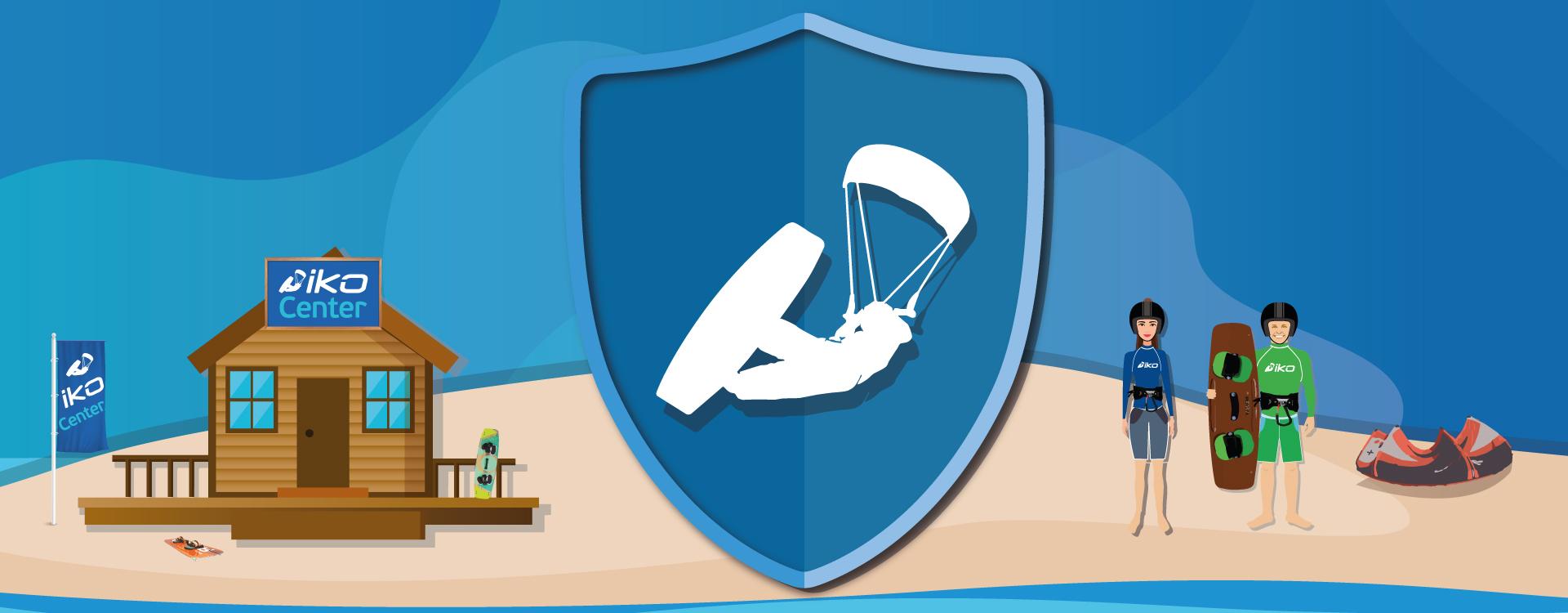 kitesurf insurance coverage from IKO