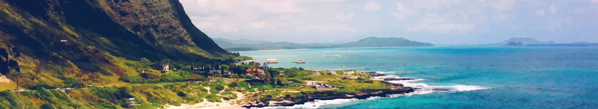 Kitesurfing in Mozambique