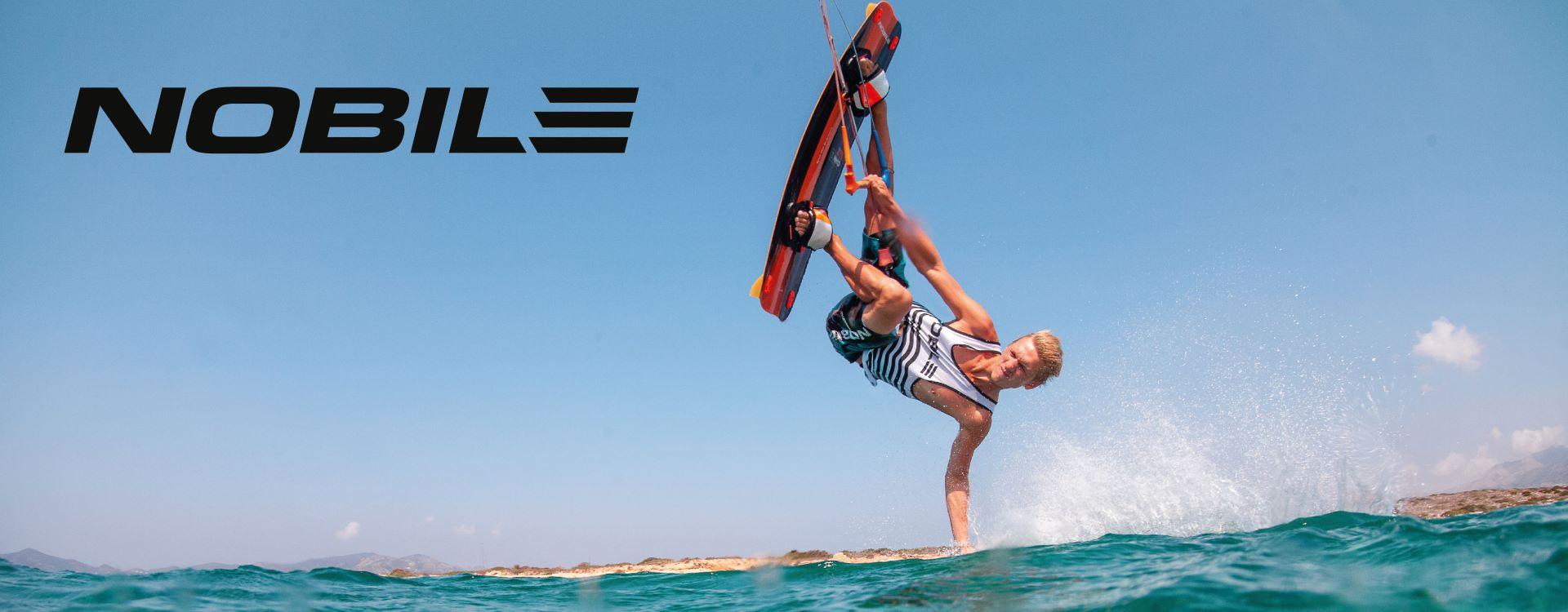 nobile kiteboarding kitesurf équipement