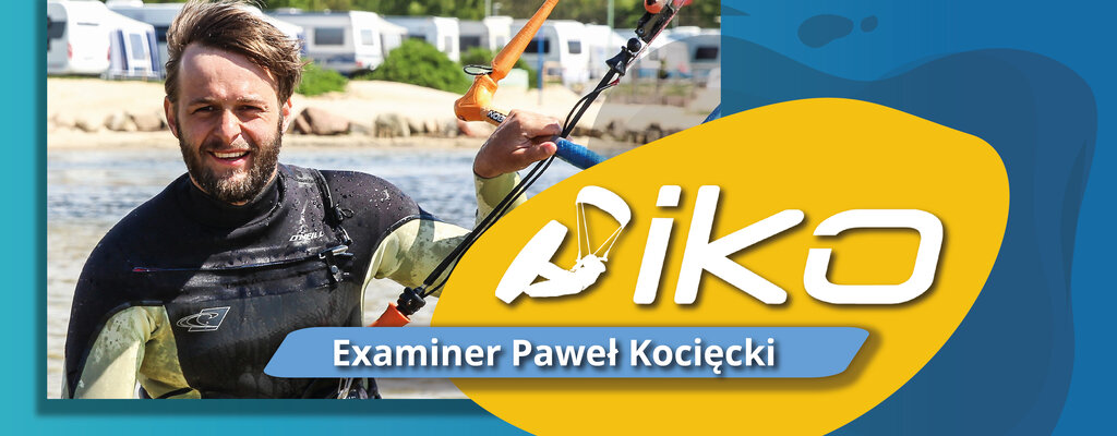 Die IKO-Familie hat sich vergrößert! Der neue IKO Examiner Paweł Kocięcki erzählt über seine Kitesurf-Karriere