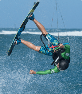 advanced kiteboarding course kitesurf coach progression lesson