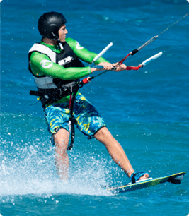 learn kiteboarding lesson course kitesurf school instructor