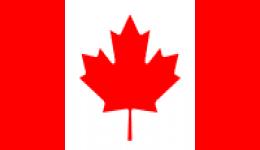 Kite in Canada
