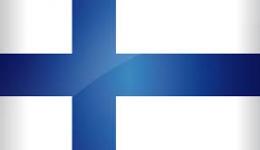 Kite in Finland