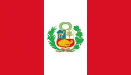 Kite in Peru