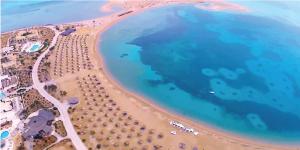 Kitesurfing in Abu Soma Bay