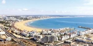 Kitesurfing in Agadir