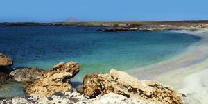 Kite in Calheta Funda - Cape Verde