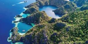 Kitesurfing in Coron and Calamianes Islands (Palawan)
