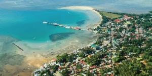 Kitesurfing in Cuyo Islands (Palawan)