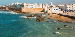 Kitesurfing in Essaouira
