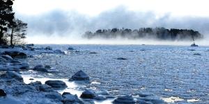 Kite in Kallvik - Finland