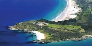 Kitesurfing in Karikari