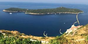 Kitesurfing in Komin, Dubrovnik-neretva county