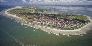 Kitesurfing in Norderney