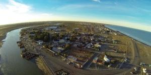 Kitesurfing in Playa Union