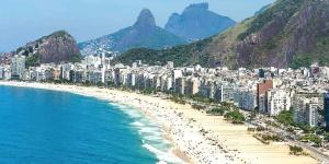 Kitesurfing in Rio