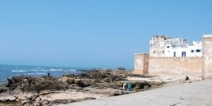 Kitesurfing in Sidi Kaouki