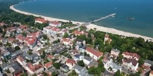 Kitesurfing in Sopot