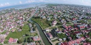 Kitesurfing in Sumatra - Banda Aceh