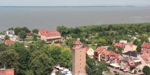 Kitesurfing in Vistula Lagoon
