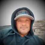 Dan Young - Freeride Kiting